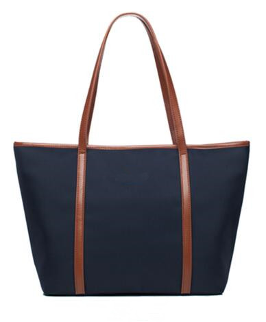 Nancy Nylon Tote Bag