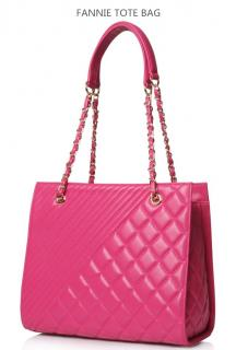 Fannie Diamond Tote